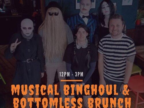 musical+binghoul++bottomless+brunch