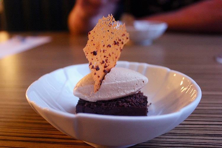 dessert, fine dining, restaurant, Hove, Etch