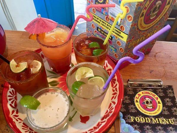 La Choza, Western Road, Brighton restaurant, cocktails