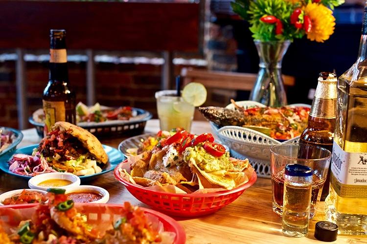 La Choza Mexican