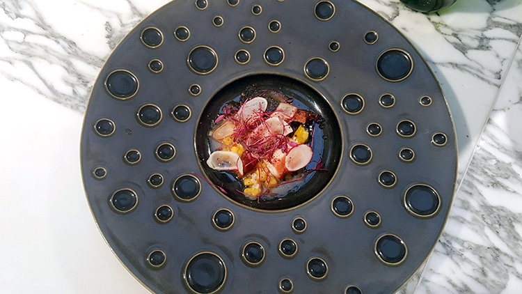 octopus, Pike and Pine, Brighton restaurant, seafood,