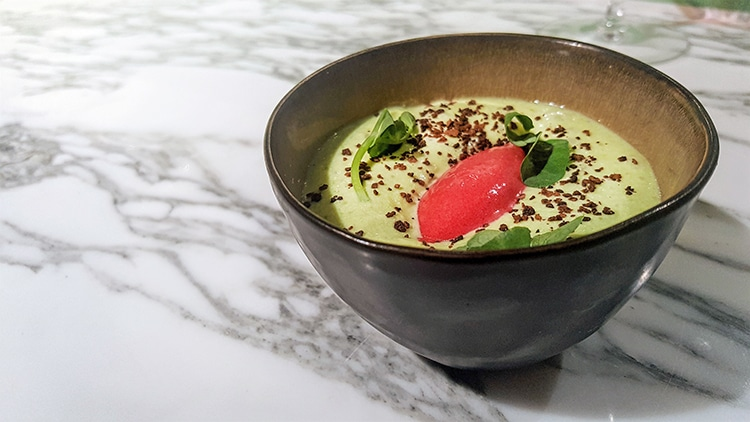 evening review, Pike and Pine, pea, fine dining, food, restaurant