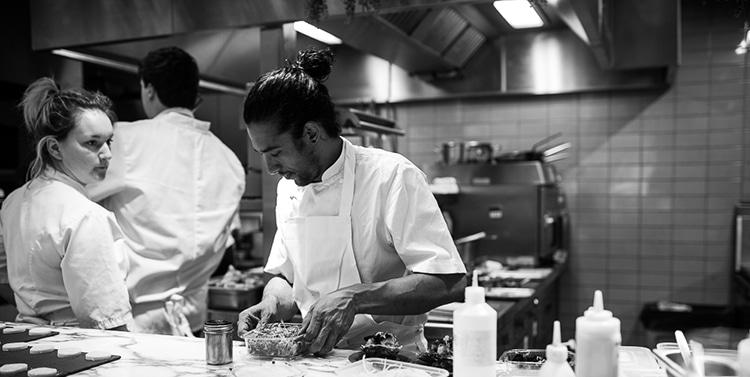 Pike and Pine, evening review, chef, kitchen, fine dining,