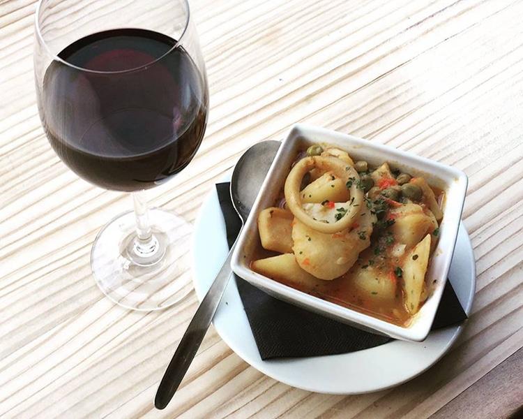 Solera Spanish restaurant, Brighton, tapas, wine
