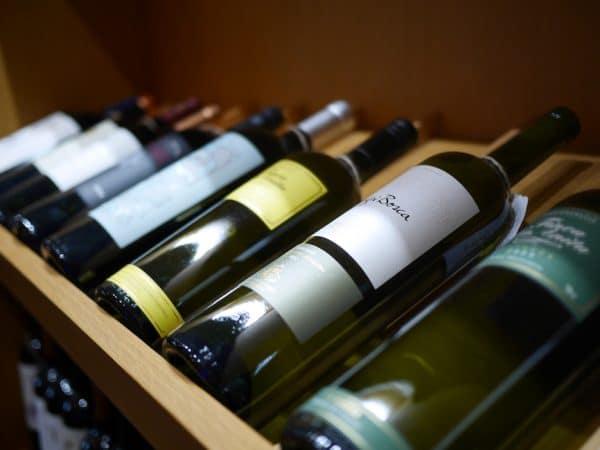 Take away wines at Cafe Malbec