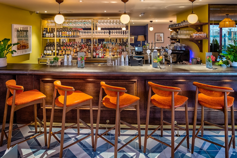 Image result for restaurants with bar seating uk""