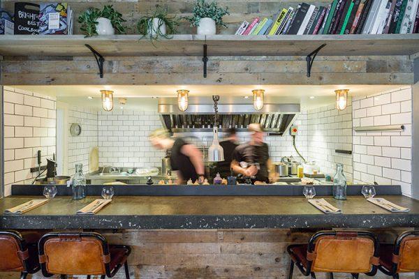 The Pass - best restaurants in Brighton. Brighton Restaurant Awards