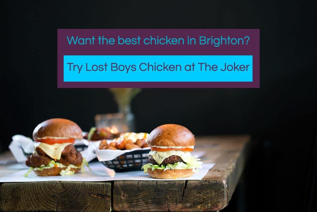 Bok Shop Chicken Brighton