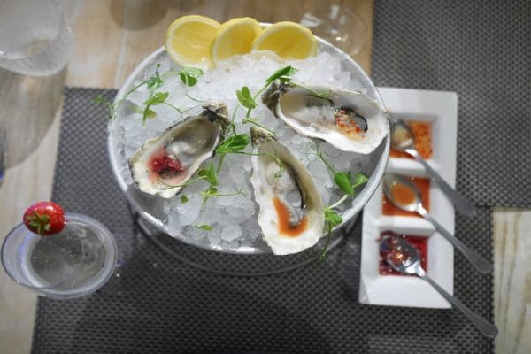 oysters at gb1