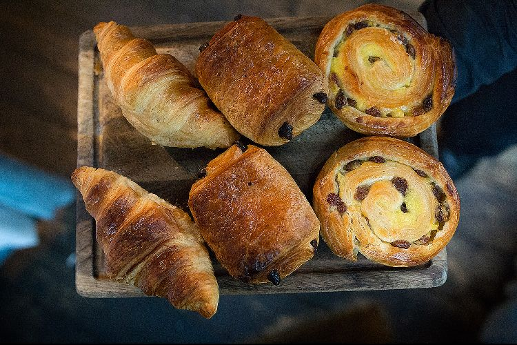 Pastries at Grow 40