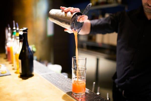Merkaba. cocktails brighton. Brighton restaurant awards.