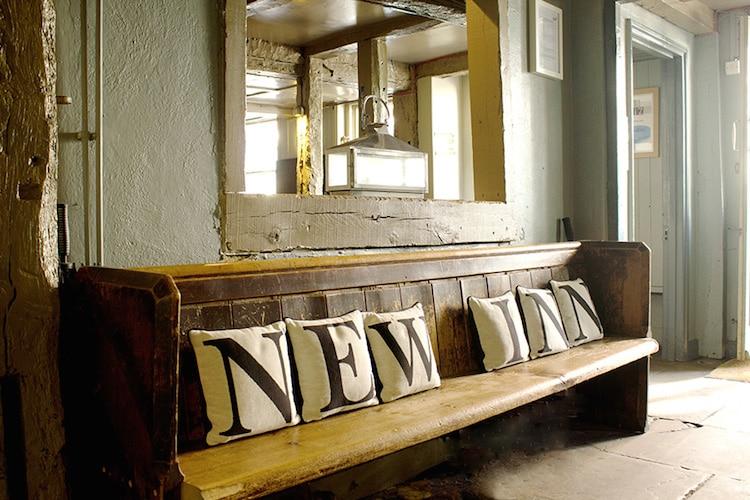 The New Inn Hurstpierpoint warm welcome