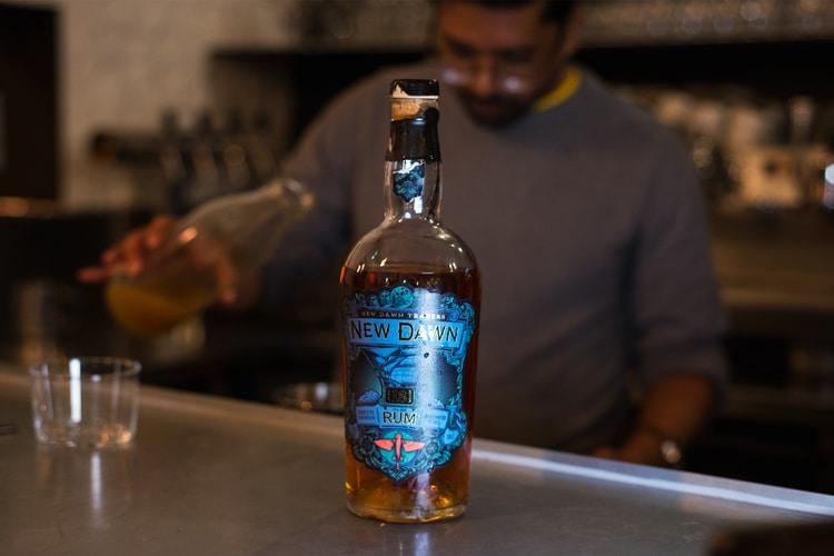 new dawn rum at silo