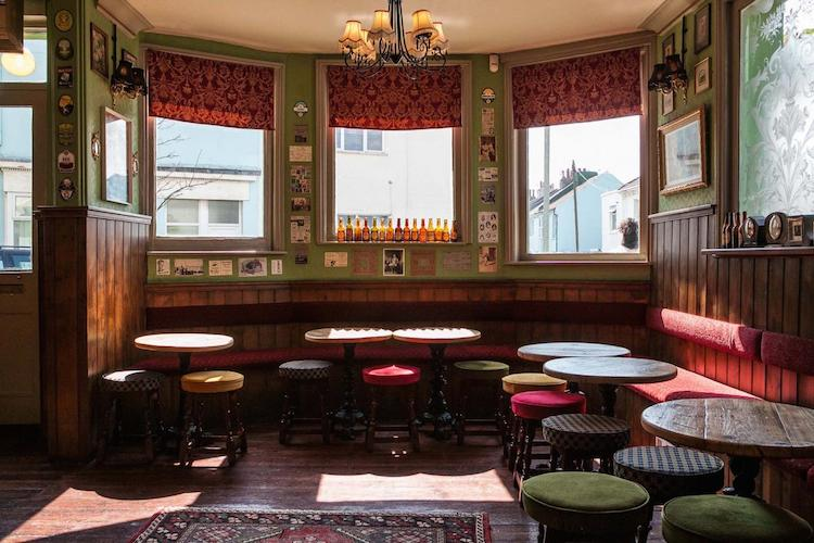 The Southover, Hanover, Brighton Pubs