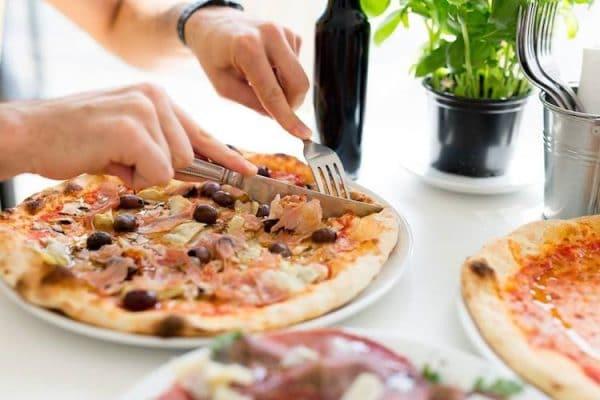 Christmas Parties Brighton, West Pier Pizzeria, Brighton, pizzas. Photo credit West Pier Pizzeria Facebook