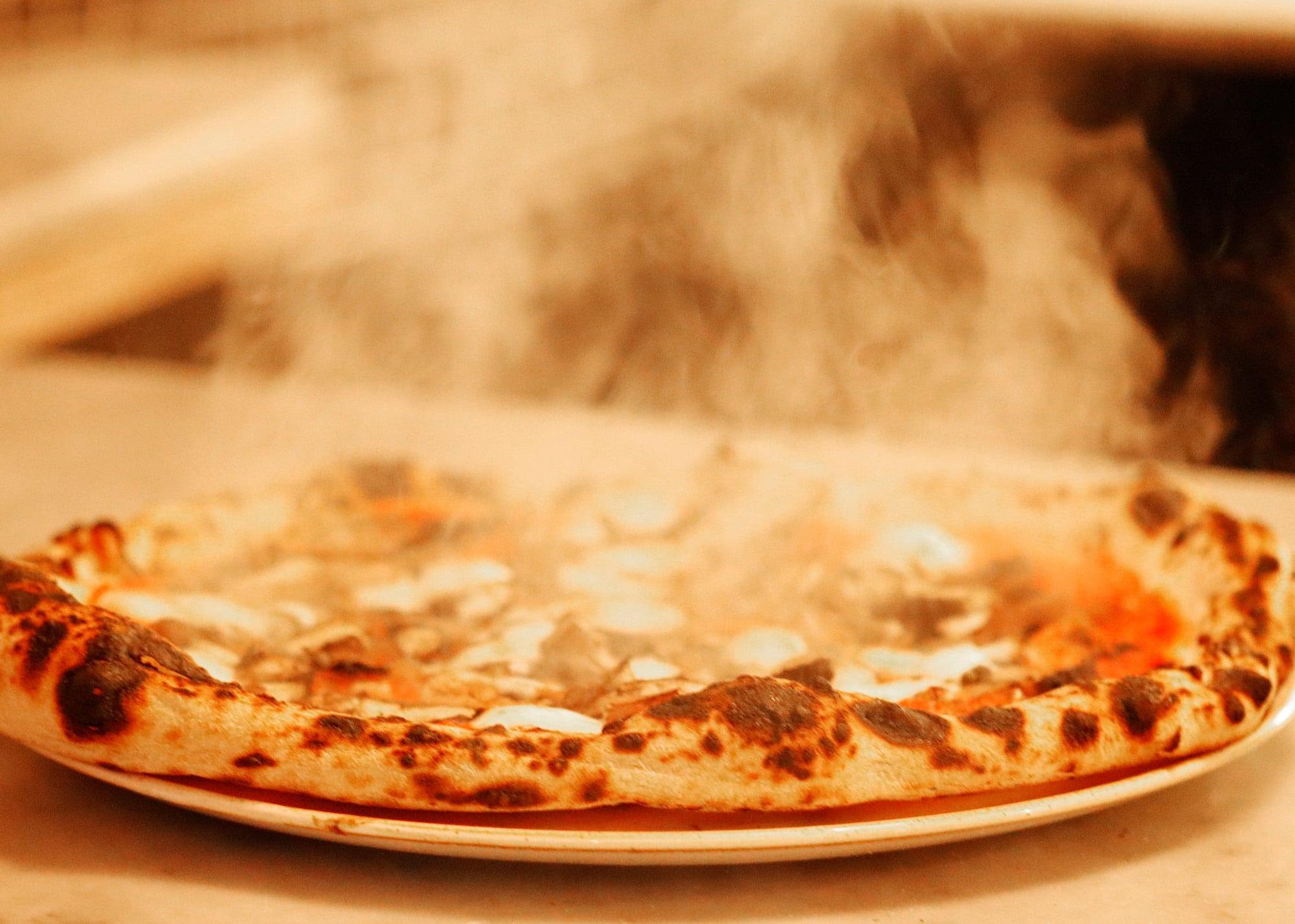 Woodbox Pizza Brighton Kemptown Dining Neopolitan Style