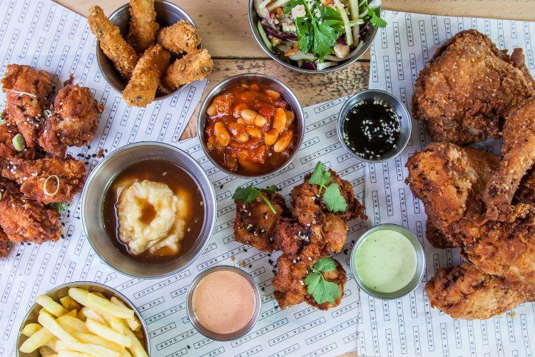 Cheap restaurants in Brighton - Bok Shop Brighton