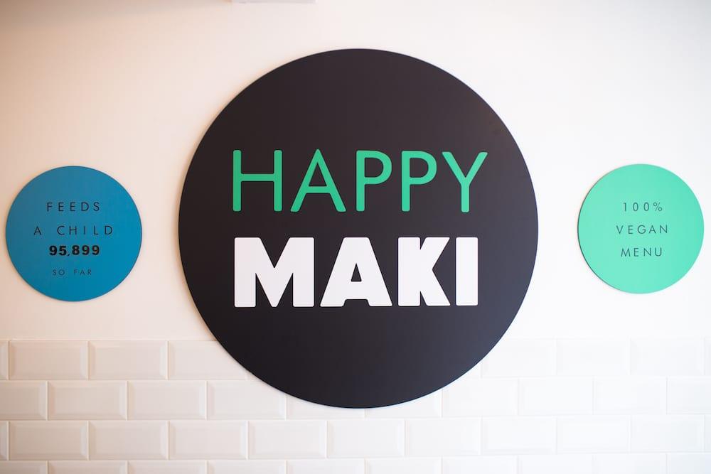 Happy Maki Sushi Brighton