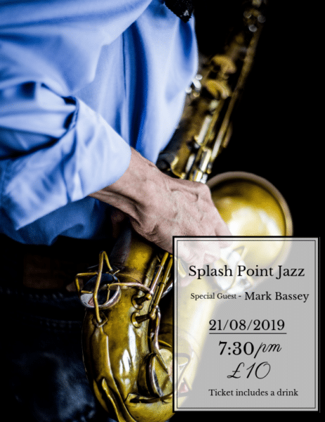 Splash Point Jazz at The Walrus