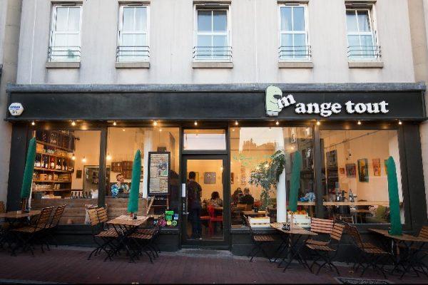 Lunch in Brighton- Mange Tout Brighton