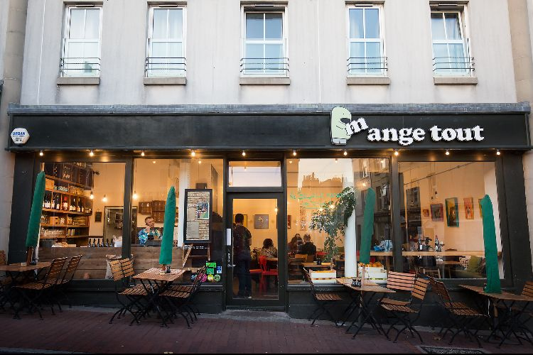 Lunch in Brighton- Mange Tout Brighton