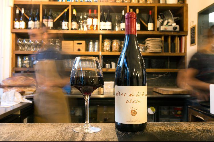 Mange Tout Brighton low intervention wine