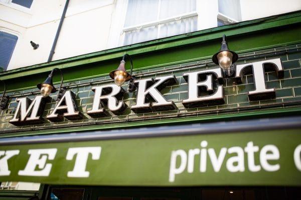 Market Restaurant and Bar - Market Restaurant Review