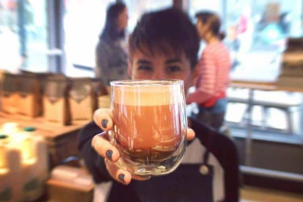 Small Batch Coffee most dog friendly brighton restaurant awards BRAVO