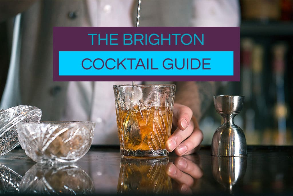 The Brighton Cocktail Guide