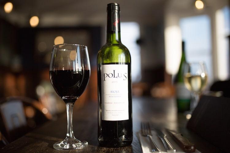Schooner Southwick wine