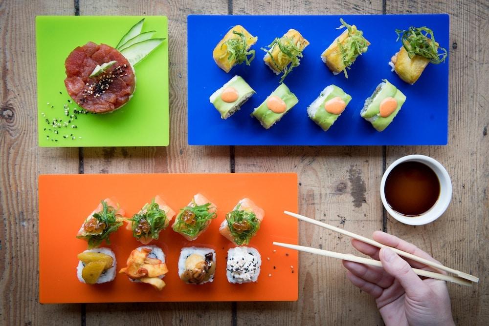 Tropical Sushi in Brighton - Sustainable Brighton