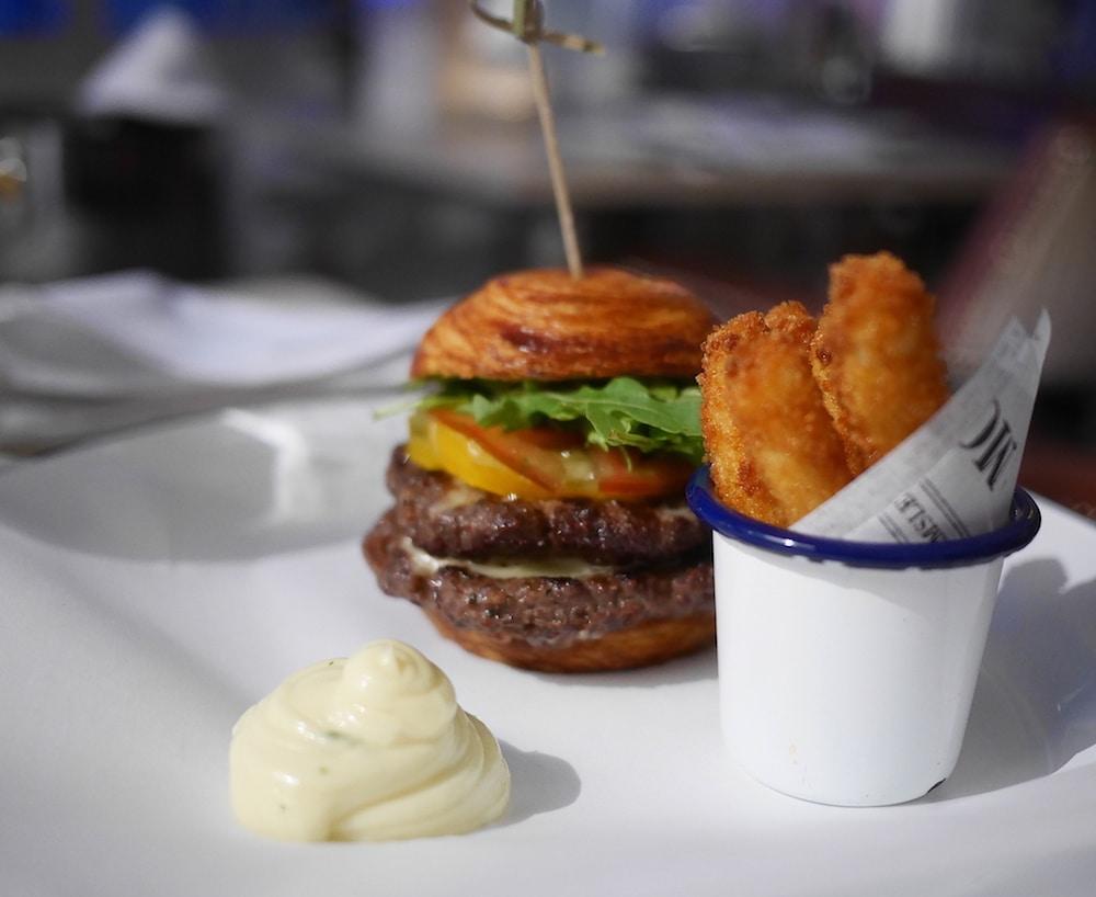 GB1 Wagya Beef Burger