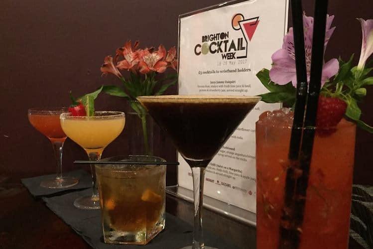 koba Brighton cocktails