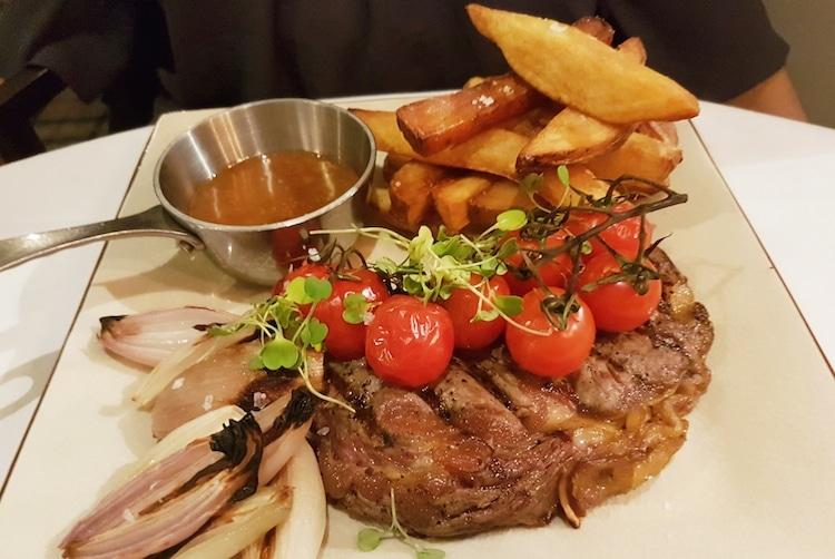Steak on sea brighton review