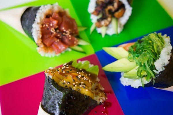 Tropical Sushi Hove