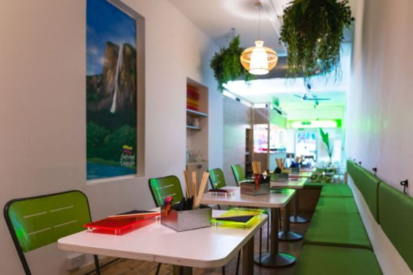 Tropical Sushi Hove