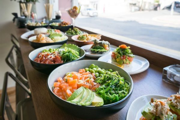 Tropical Sushi Hove Bestinstagram Brighton Restaurant Awards BRAVO
