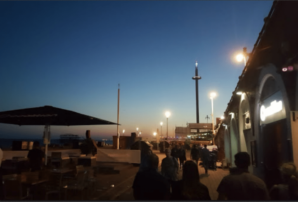 Coalition-Brighton clubs