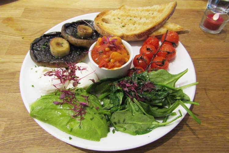 Moksha Brighton brunch review