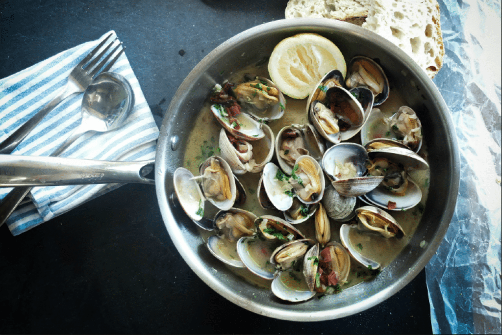 Mussels - The Bridge Inn - Shoreham Restaurants