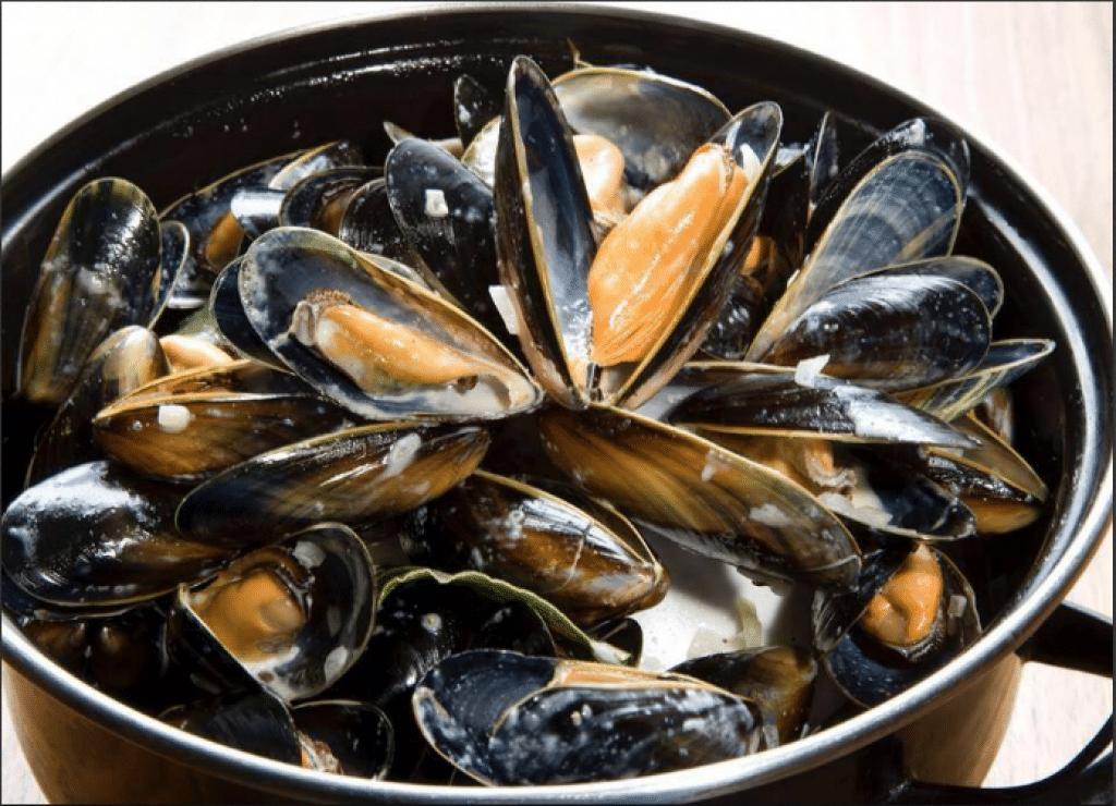 Mussels at Beach House - Shoreham Restaurants