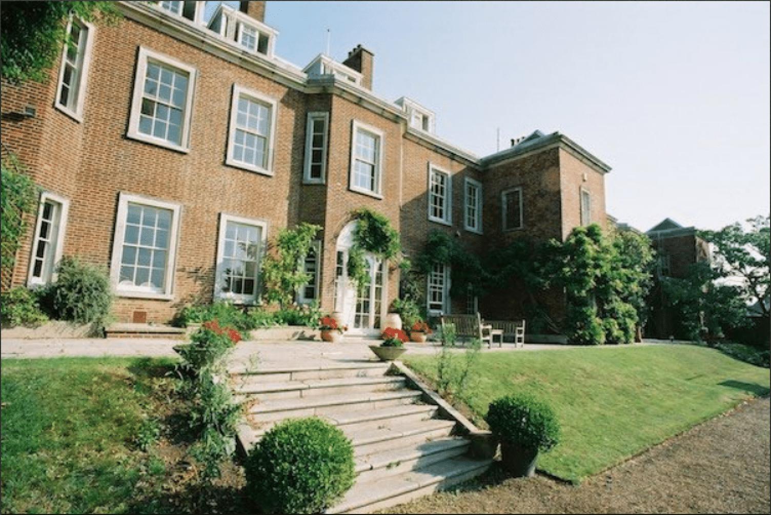 The Garden at Pelham House - Lewes Restaurants