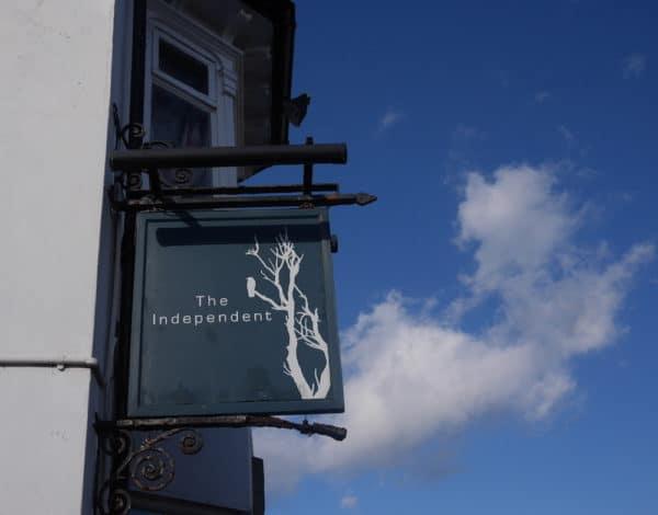The Independent. Sunday roast Brighton. Brighton Restaurant Awards