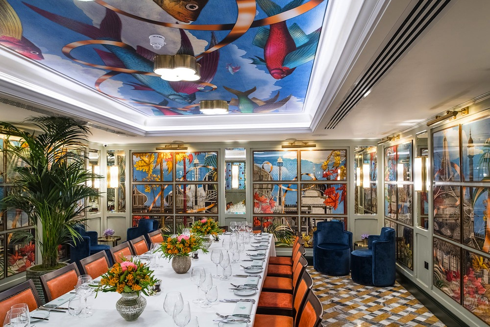 Private Dining at The Ivy Brighton