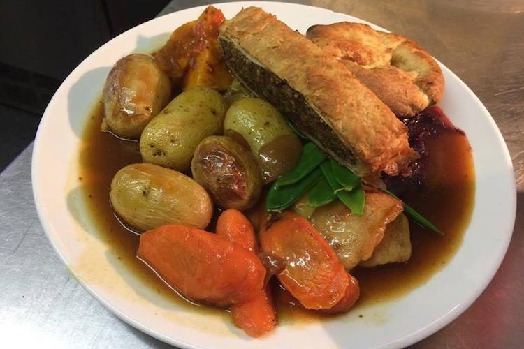 Vegetarian vegan roasts brighton