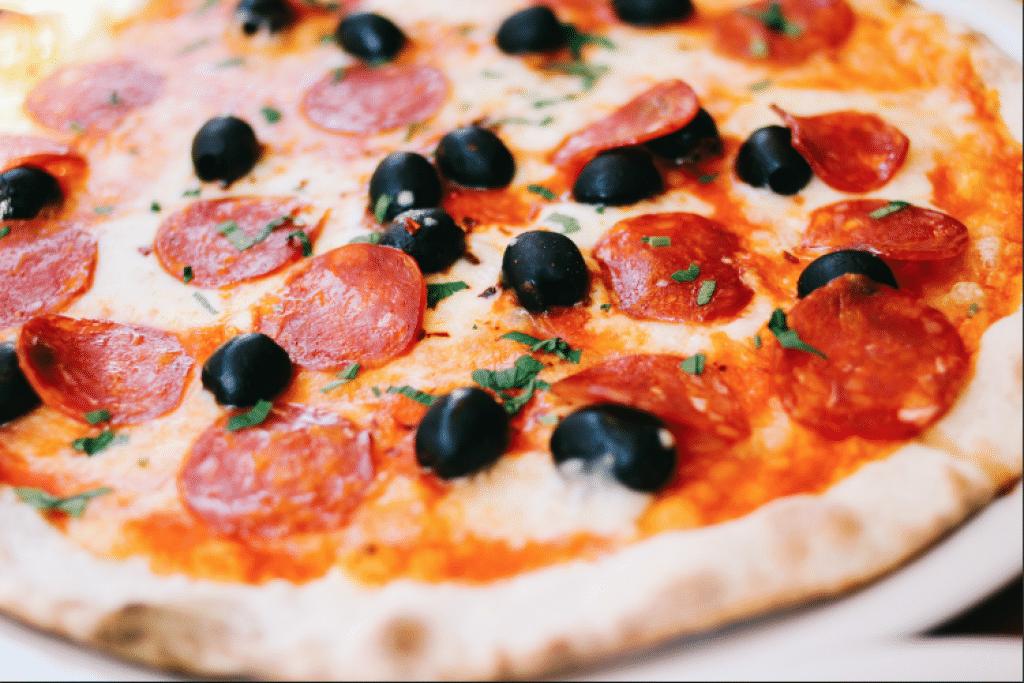 Pizza - Tosca - Shoreham Restaurants