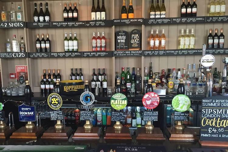 Hanover Pub Brighton, Gastro Pubs Brighton