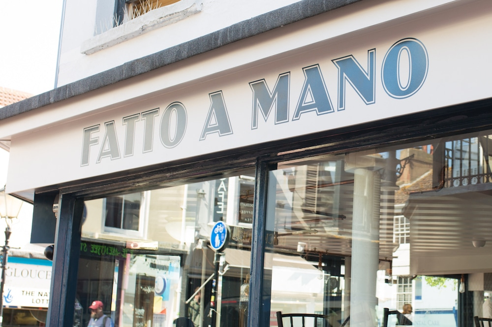 Fatto A Mano North Laine