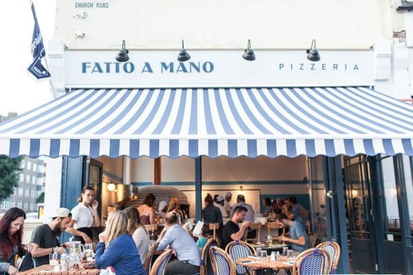 Fatto a Mano family friendly restaurant BRAVO winners