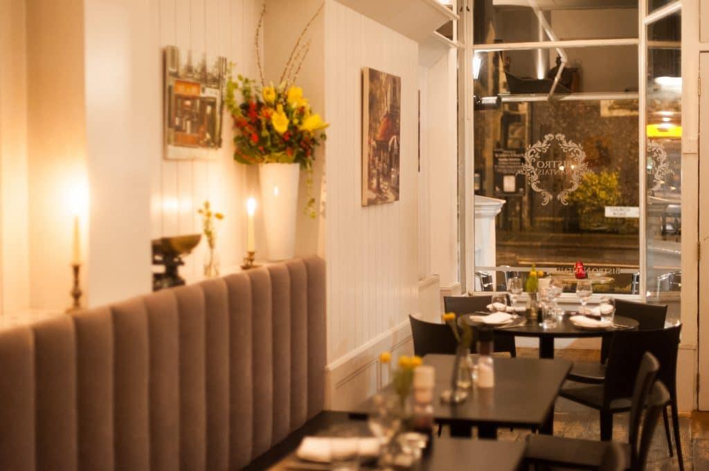 Inside at Le Nantais Bistro Hove Restaurants Brighton